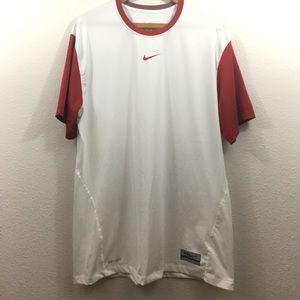 Nike Pro Combat Baseball Shirt Size XXL